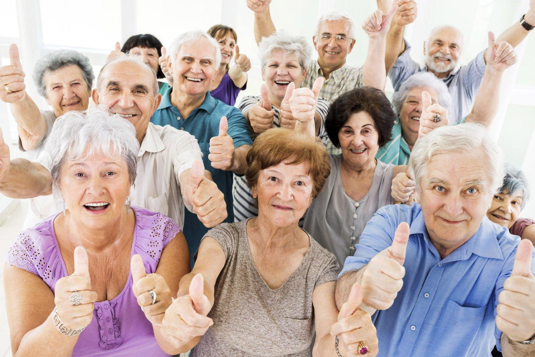 картинки на тему пенсионеры питбайков